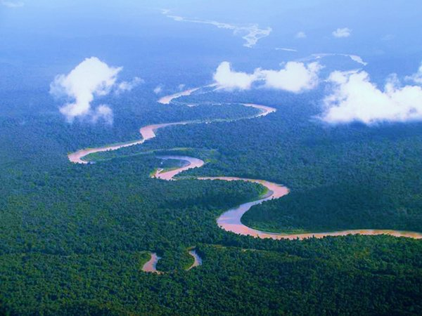 Most Important Rivers In The World World Inside Pictures - Most important rivers in the world