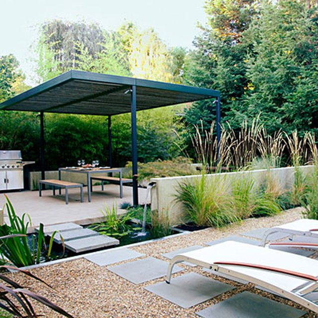 Small Backyard Big Ideas : 14 Small Yard Design Solutions  World inside pictures