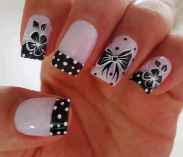 Modern nail art designs best nails art ideas prinsesfo Image collections