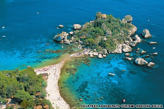 Italy s best beaches and islands world inside pictures