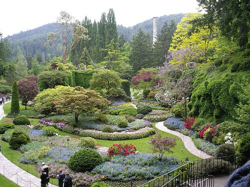 Beautiful Gardens From Around The World 13 pictures