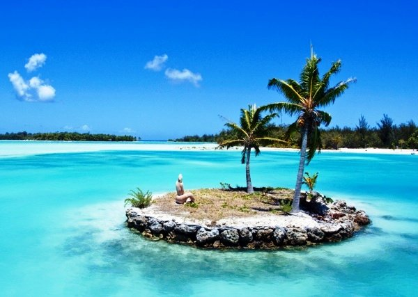 Bora Bora The Most Famous Tropical Island World Inside