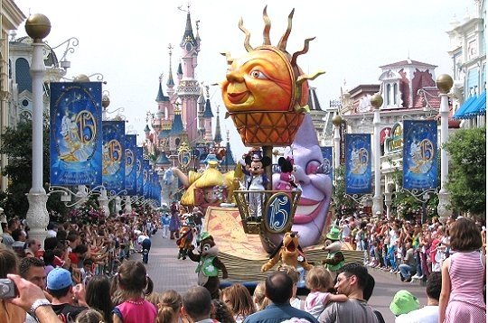 Disneyland, Paris-Welcome to Disneyland! tourism destinations