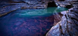 The Kaleidoscopic Colors of Karijini National Park