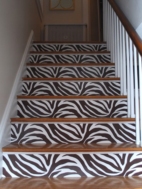 11 Creative Ways To Dress Up Your Stairs World Inside