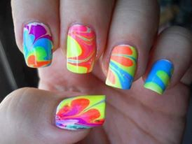 24 BEAUTIFUL AND UNIQUE NAIL ART DESIGNS