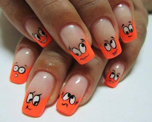 24 beautiful and unique nail art designs world inside pictures advertisements prinsesfo Choice Image