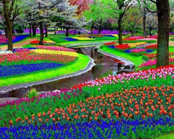 20 Photographs Of The World 39 S Most Famous Gardens World