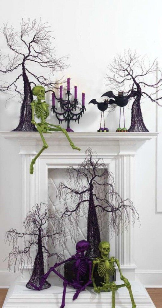 Halloween Decor Ideas World Inside Pictures