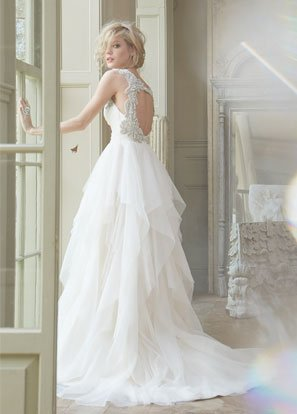 hayley-paige-bridal-english-net-a-line-natural-draped-sweetheart-tiered-crystal-straps-keyhole-chapel-6350_lg