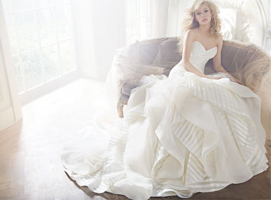 hayley-paige-bridal-strapless-striped-organza-elongated-bodice-flounced-tulle-skirt-with-chapel-train-6351_lg