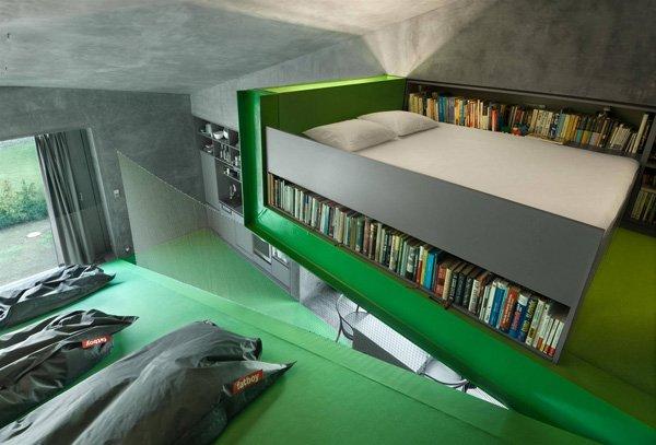 Casual Loft Style Living ... Good Ideas
