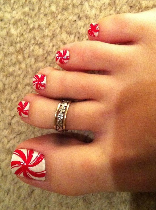 15-Simple-Easy-Christmas-Nail-Art-Designs-Ideas-2012-For-Beginners-Learners-15