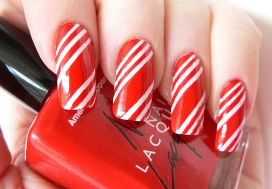 15-Simple-Easy-Christmas-Nail-Art-Designs-Ideas-2012-For-Beginners-Learners-4