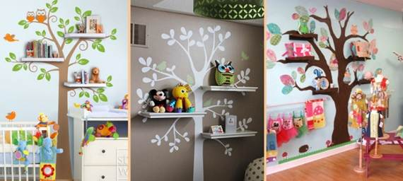 16 Creative Shelving Ideas to Decorate Your Home