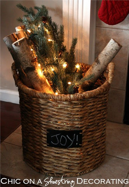 21 DIY Christmas Decorations | World inside pictures 443 x 640