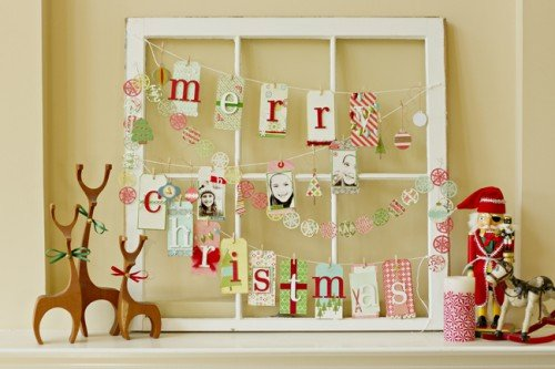 18 Paper And Cardboard DIY Christmas Decorations | World inside ...