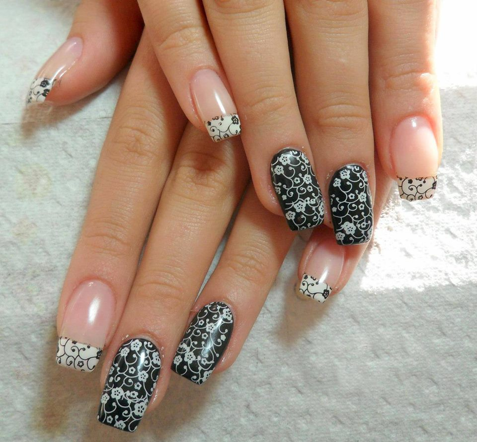 3 4 ... - 38 Amazing Nail Art Design For Your Christmas / New Year's Eve