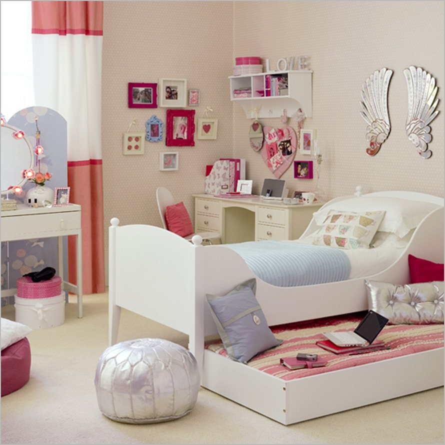 25 Girls Bedroom Decorating Ideas | World inside pictures