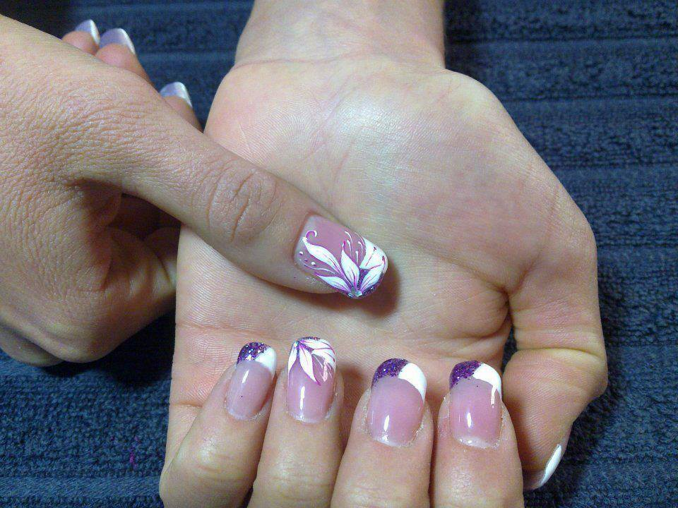 38 Amazing Nail Art Design For Your Christmas / New Year\'s Eve ...