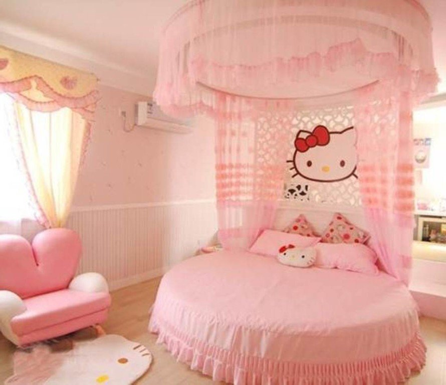 7 - Girls Bedroom Decorating Ideas