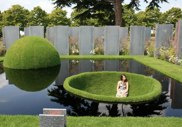 Creative Garden Design Pictures World Inside