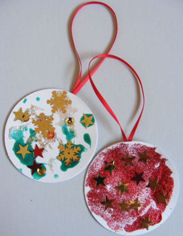 Briliant and easy christmas craft projects for kids
