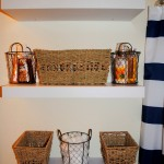 14 DIY Bathroom Storage Ideas