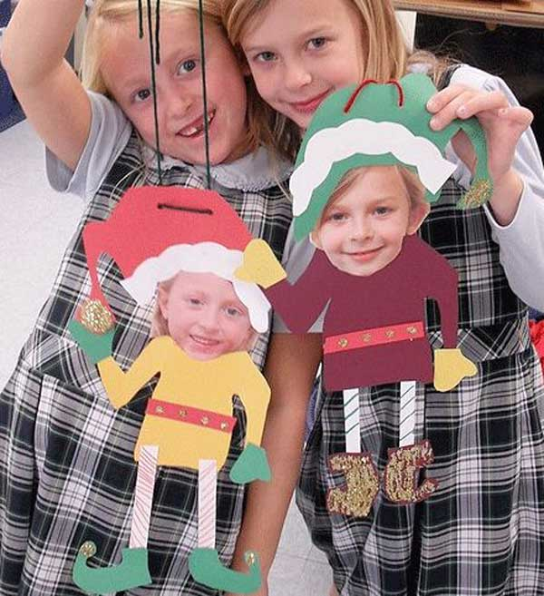 14 cheap and easy last minute christmas diy crafts for kids world 1 solutioingenieria Gallery
