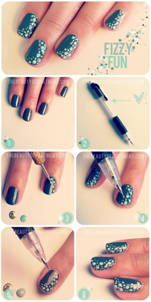 Ногти дизайн фото своими руками
