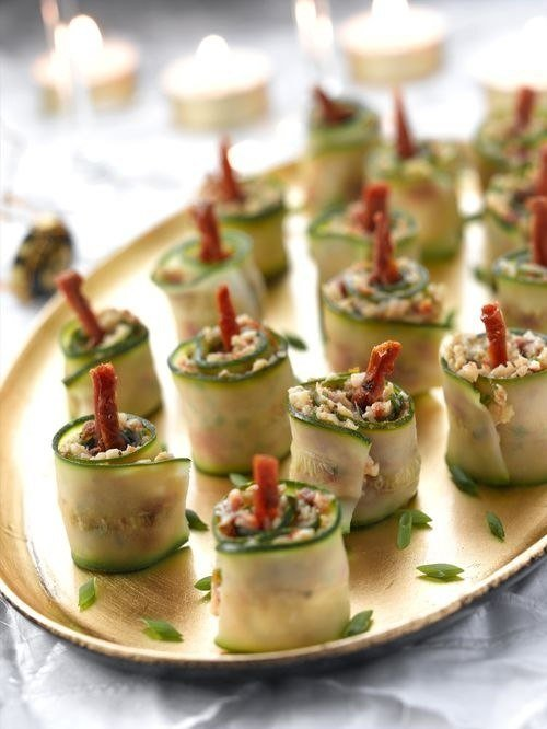22 Christmas Party Appetizers | World inside pictures