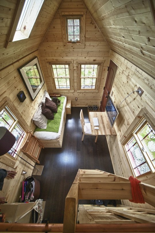 Live Large in a Small Space | World inside pictures