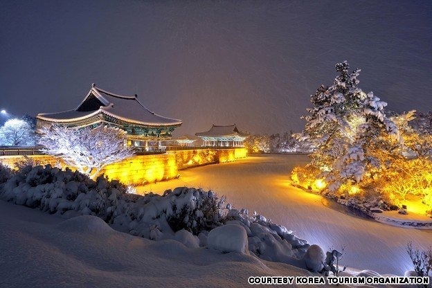 30 Beautiful Places To Visit In Korea World Inside Pictures