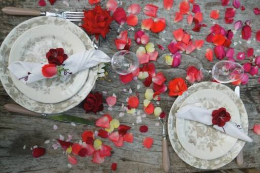 24 Romantic Table Decor Variants For The Best Valentine 39 S