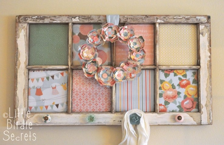 14 diy ideas for recycling old windows world inside pictures