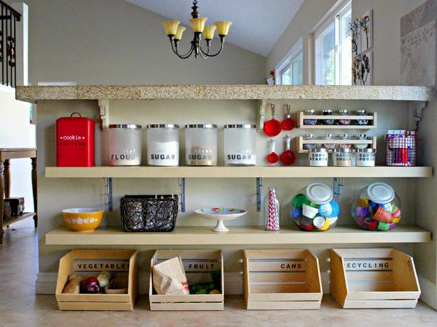 16 Smart Diy Kitchen Storage Ideas World Inside Pictures