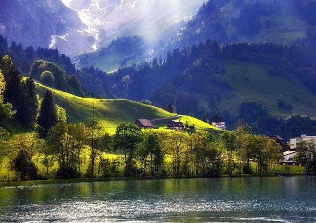 Engelberg, Switzerland.