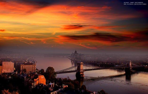 sunrise-budapest