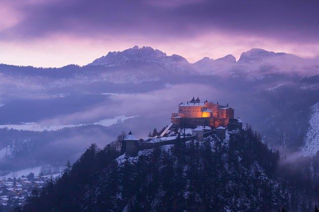 werfen-castle-austria