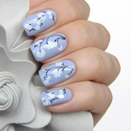 30 fashionable nail art design spring summer 2014 world inside 10 prinsesfo Choice Image