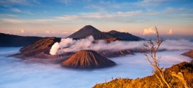 10 Magnificent Volcanoes From All Over The World