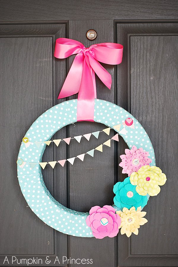 Spring-Paper-Flower-Wreath