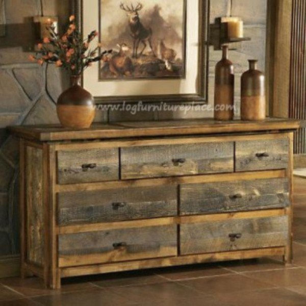 14 Beautiful Rustic Furniture Ideas  World inside pictures