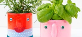 17 Cool DIY Planters For Your Home Garden Decoration