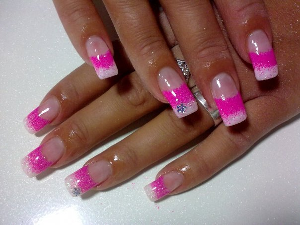 20 trendy and stylish spring nail art designs 2014 world inside 2 prinsesfo Gallery