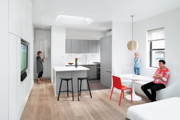10 clever design ideas for small studio apartments world