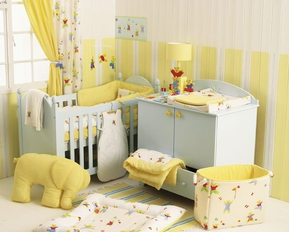 17 baby nursery design ideas world inside pictures for Baby crib decoration