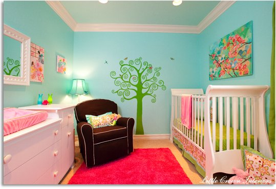 baby nursery ideas for baby