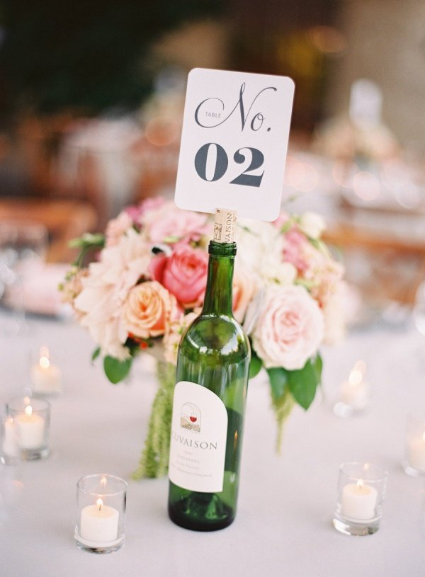 Diy wine bottle centerpieces for your wedding world inside pictures 1 junglespirit Image collections
