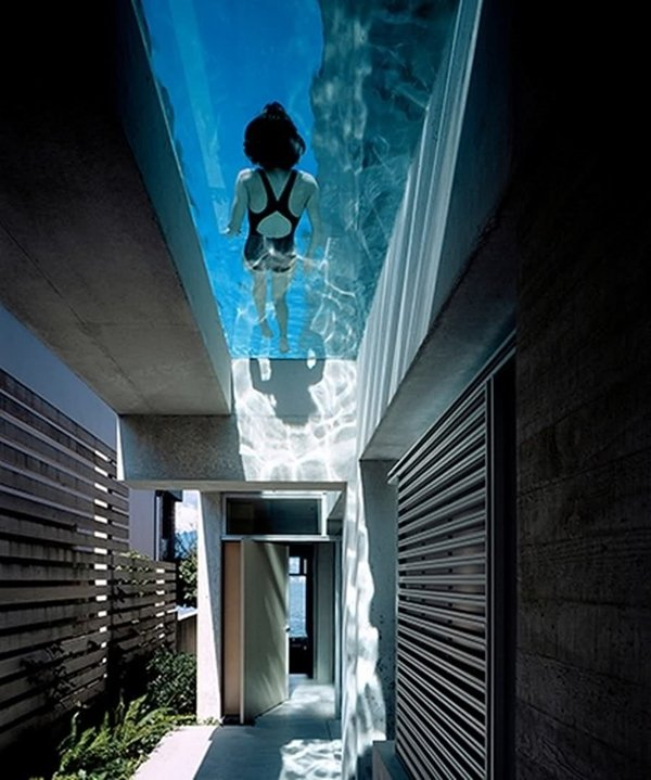 Lap Pool House. Architect  Patkau Arcihtects Vancouver, British Columbia